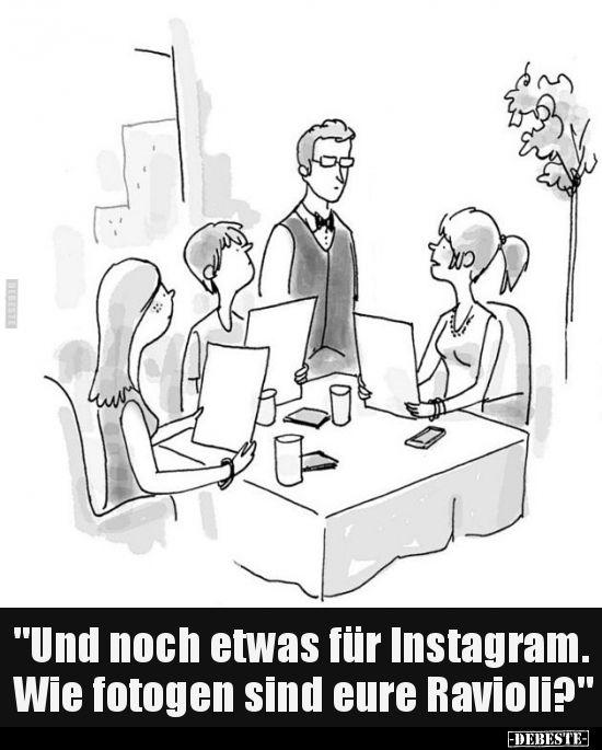 """""""Und noch etwas für Instagram. Wie fotogen sind eure ..."""