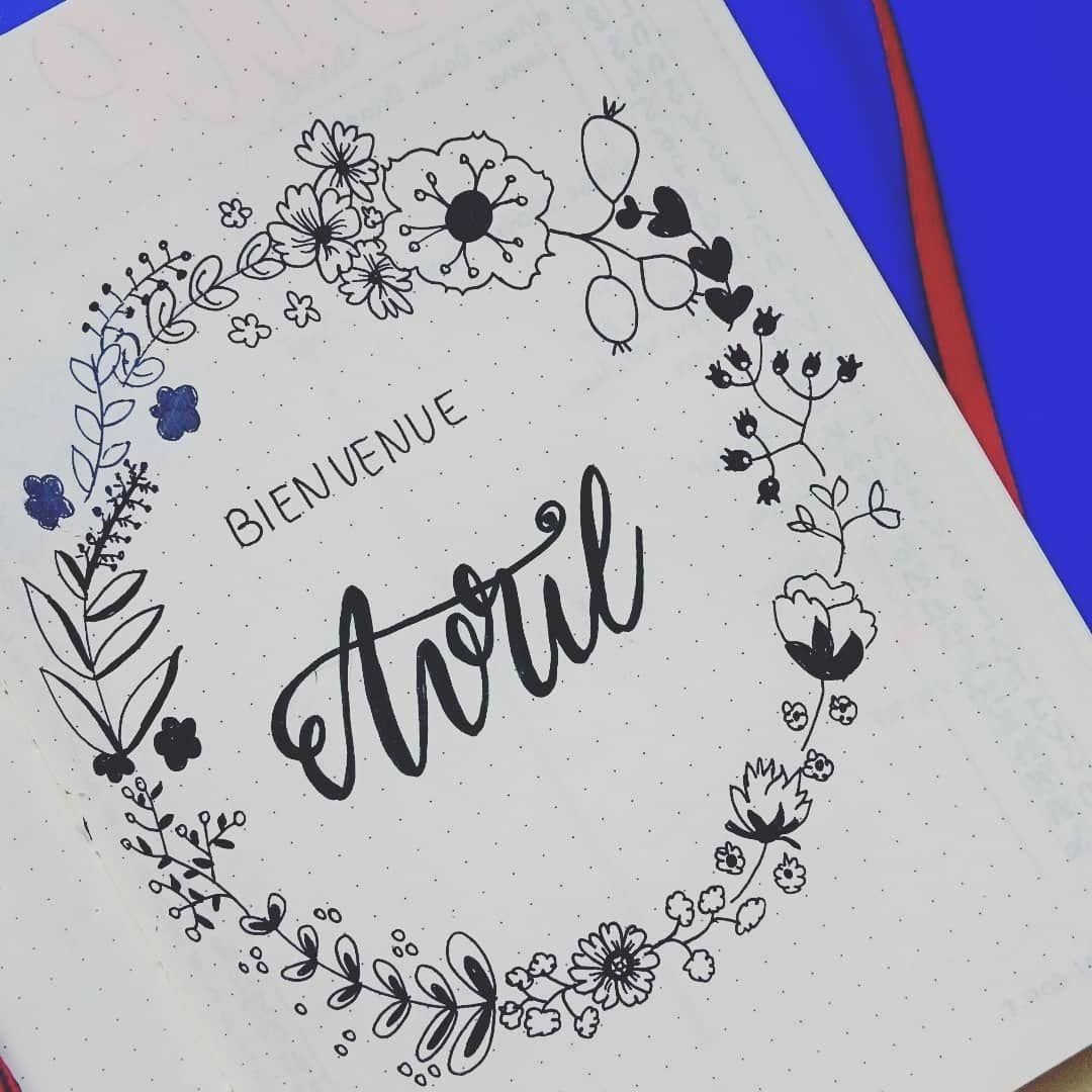 Are you ready ?   #bujo #bujoapril #avril #April #aprilbujo  #bulletjournal #bulletjournalapril #bujoinspiration #bulletjournalcommunity #bujofr #bulletjournalfr #bujomonthlycover #bujomonthlylog #bujojunkies