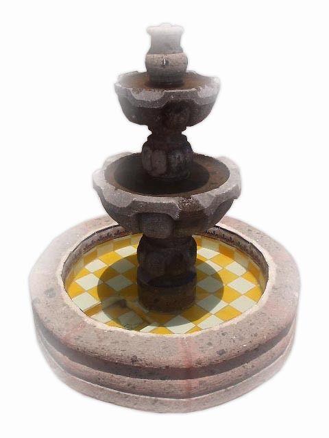 Stone Fountain B8b11 Stone Fountains Fountain