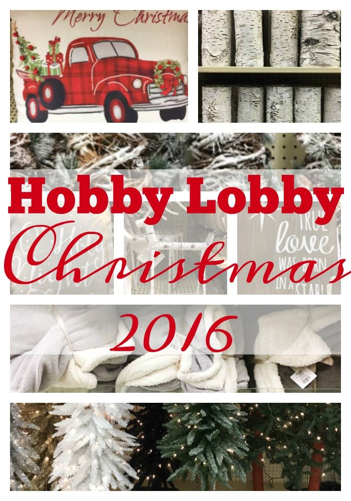 christmas has arrived at hobby lobby hobbylobbyfinds creativechristmas sponsored - Hobby Lobby Hours Christmas Eve