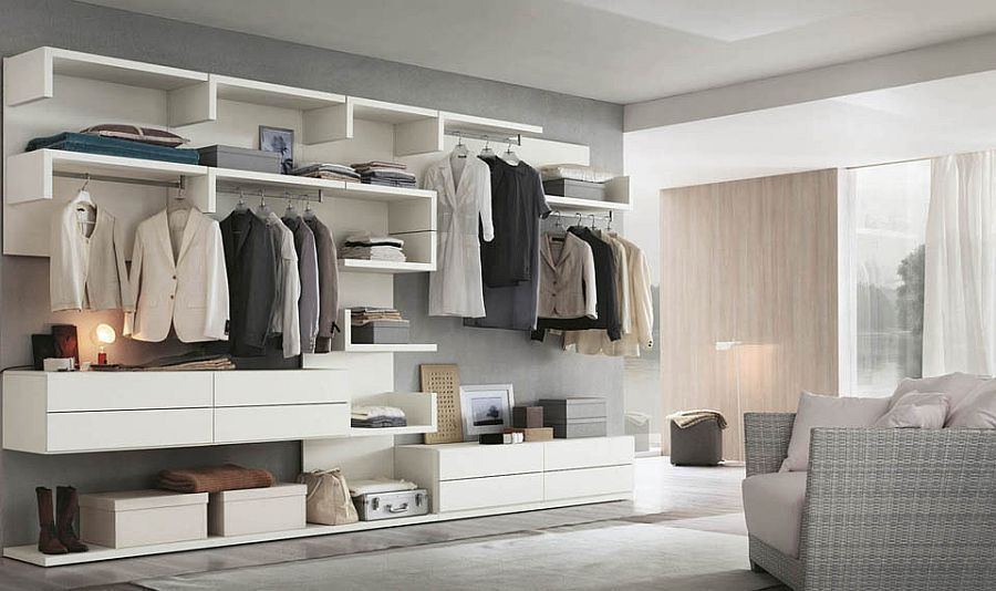 beautiful open closet ideas for sophisticated home site design also rh ar pinterest