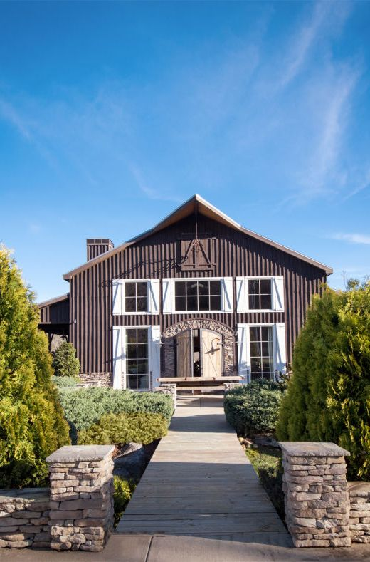 Take a Peek Inside the Tennessee Barn Home of Country Singer Ronnie Dunn