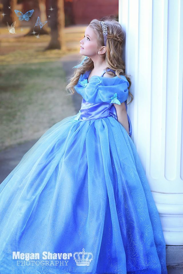Introducing our Twist of the New Movie Dress Cinderella Inspired ...
