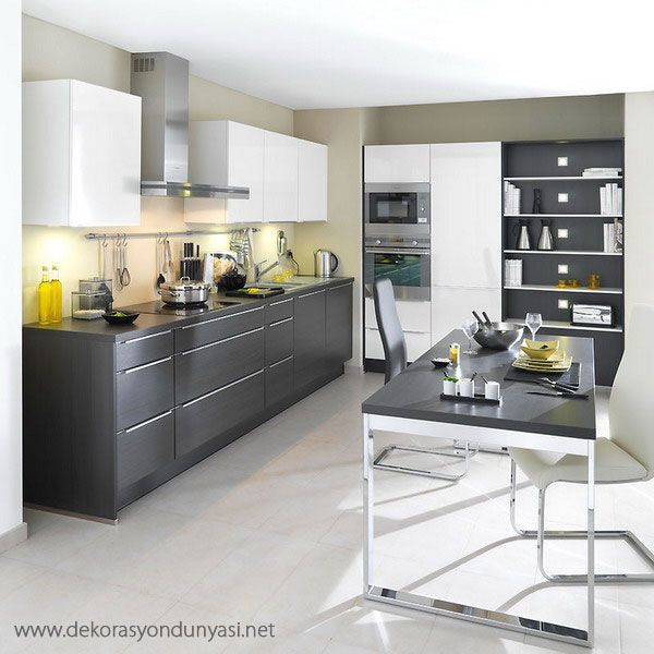 Goken Tuna Adli Kullanicinin Mutfak Panosundaki Pin Cagdas Mutfak Mutfak Ic Dekorasyonu Ic Tasarim Mutfak