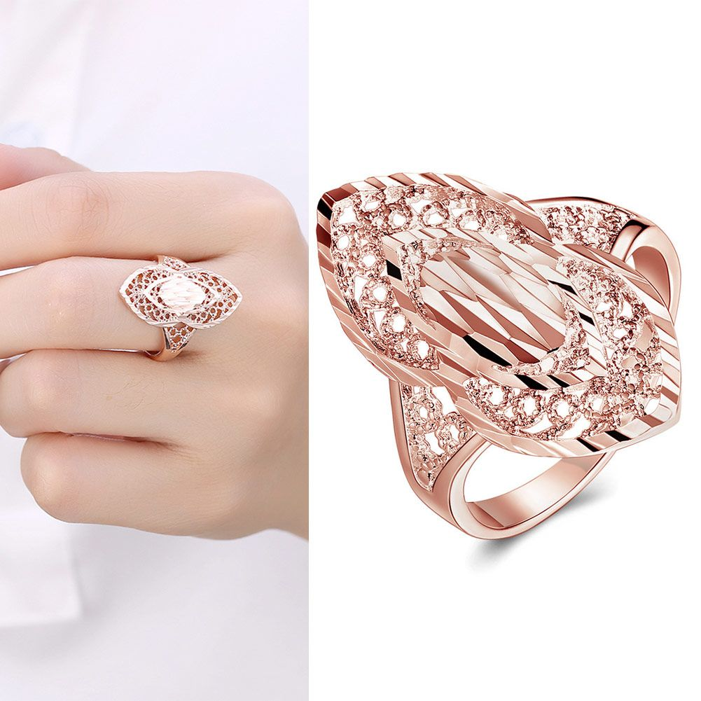 Cheap Ladies Wedding Rings Buy Quality Ring Jewelry Directly From China Suppliers Fashion Vintage Women Copper Crossed Shape Hollow