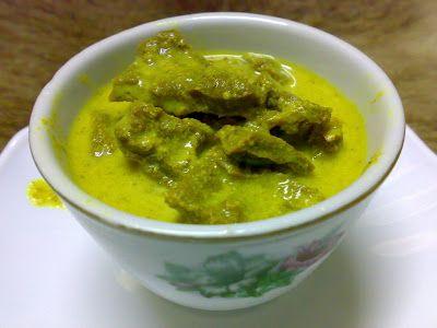Cookery Pot Secrets Of Happiness Paru Goreng Lemak Cili Api Gulai Makanan Ayam