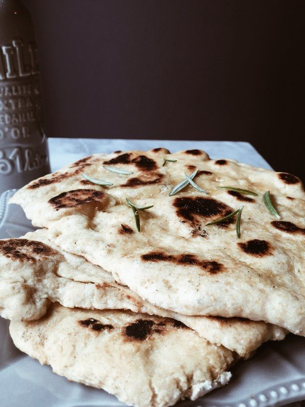 Homemade Whole Wheat Naan | Community Post: 19 Life-Changing Ways To Make Great Indian Food At Home