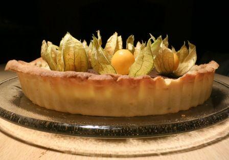 A Tavola con Mammazan: TORTA AL CIOCCOLATO E ALCHECHENGI
