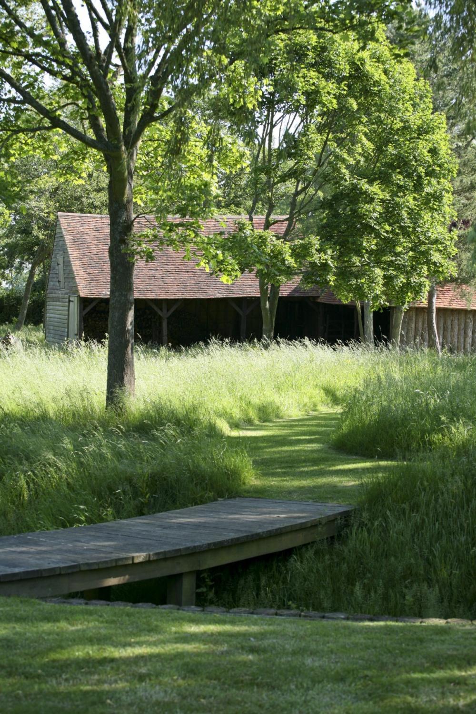 Photo of Marcus Barnett on the architectural garden – Arkitexture #meadowgarden #meadow #…