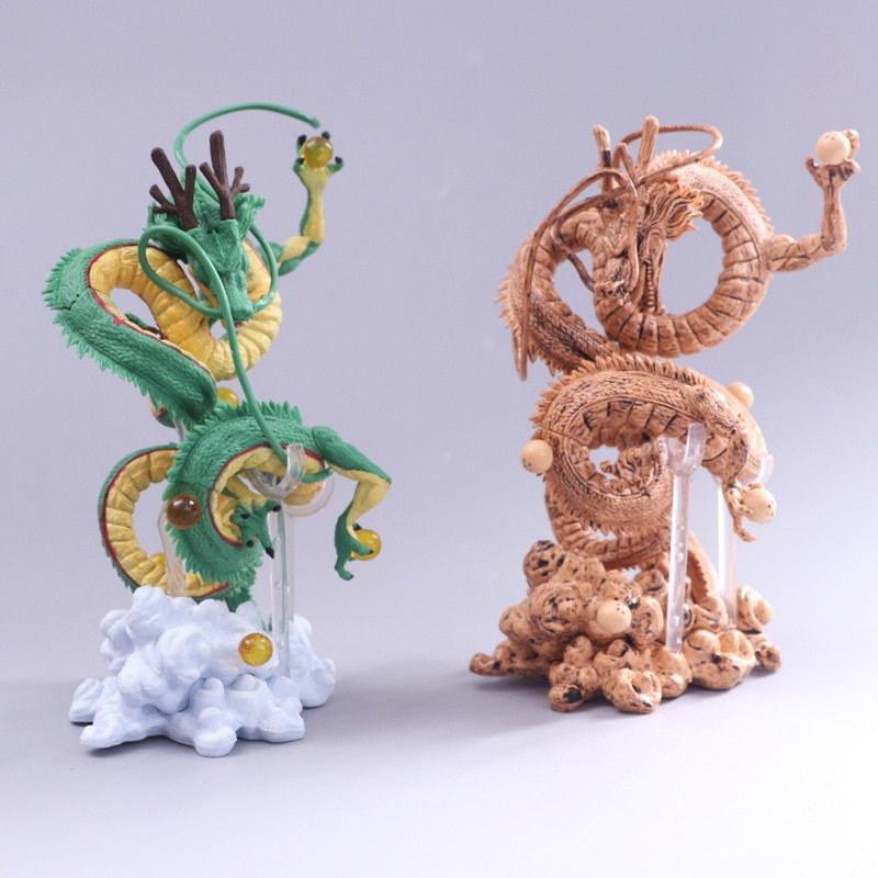 Anime Dragon Ball Z Shenlong Shenron Dragon Figurine En Action PVC Statue