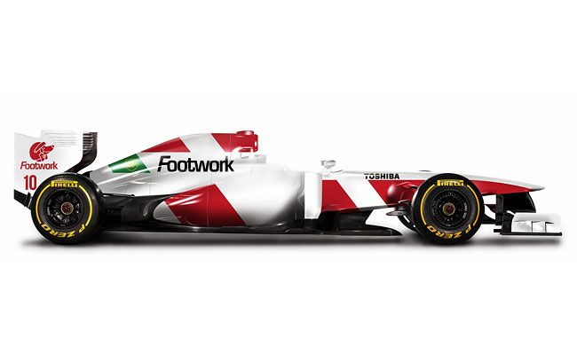 1229 Some of the Coolest Historic F1 Liveries Imagined on Modern F1 Cars