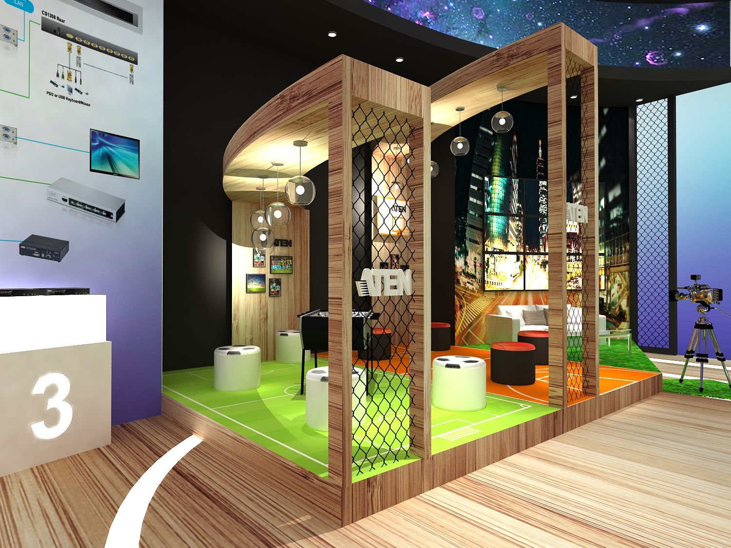 Interior Design Exhibition Ideas