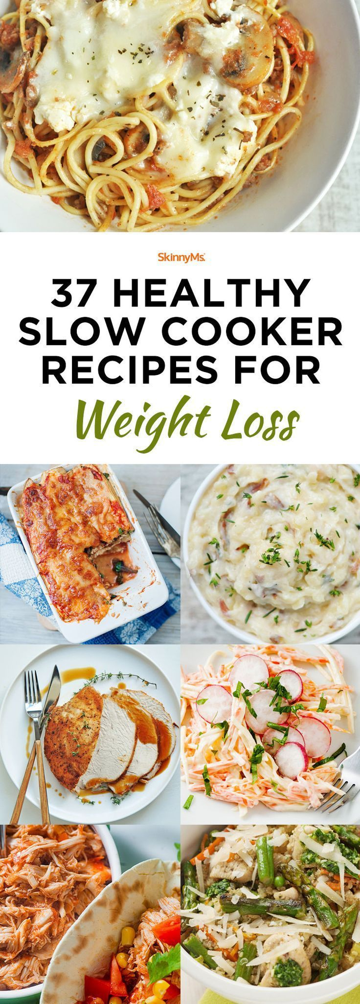 37 Healthy Slow Cooker Recipes for Weight Loss