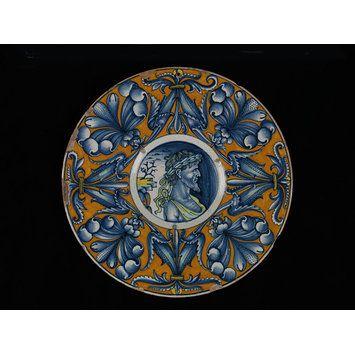 Piatto, 1500-1510