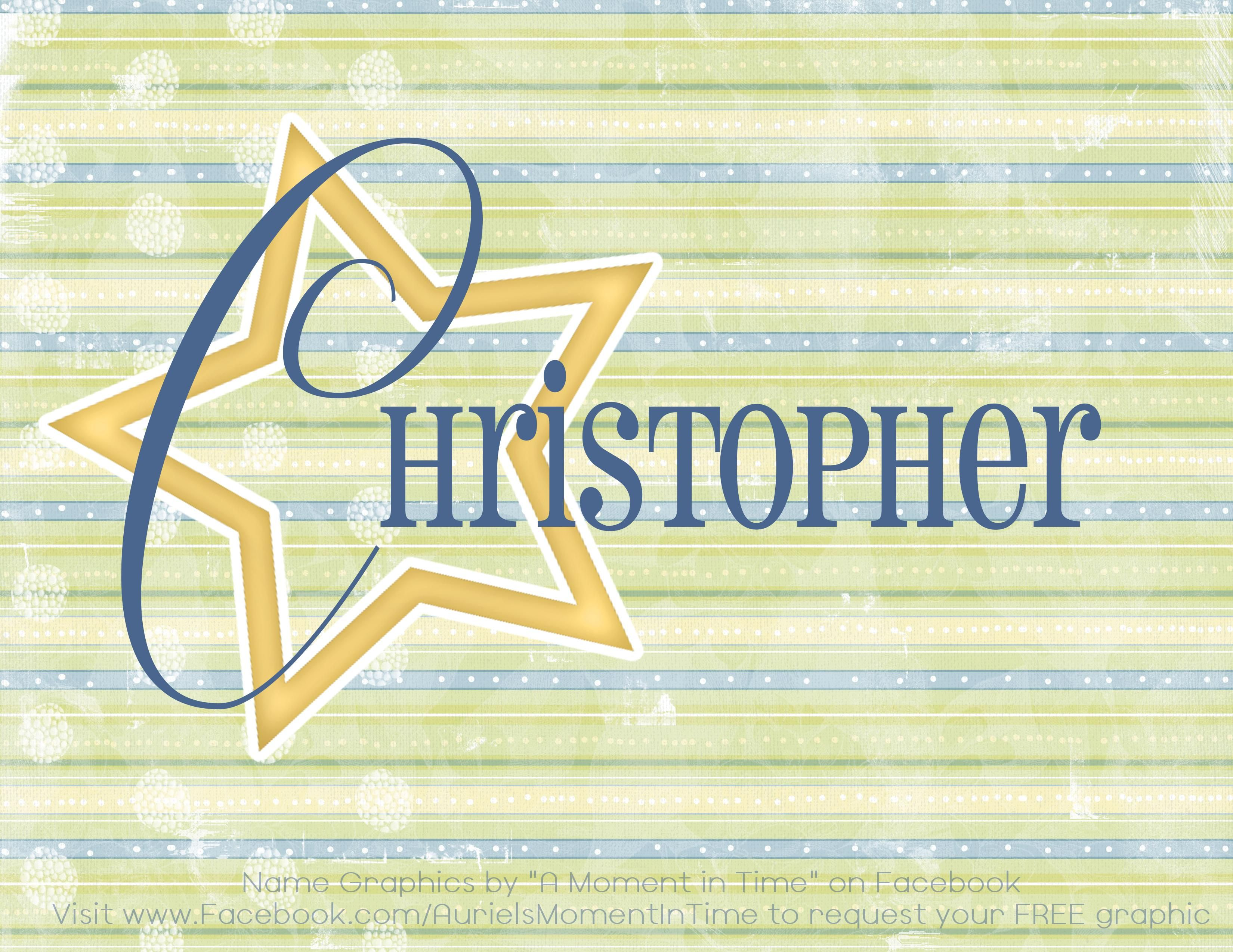 Christopher Meaning Of Name Christopher Nameberry Com Names With Meaning New Baby Names Creative Names