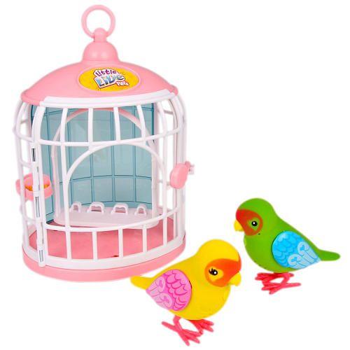 Little Live Pets Bird Cage Love Birds Double Pack Little Live Pets Pet Bird Cage Abc Crafts