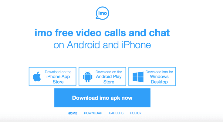 A Beginner's Guide to Free Video Chat on Imo | daily massage