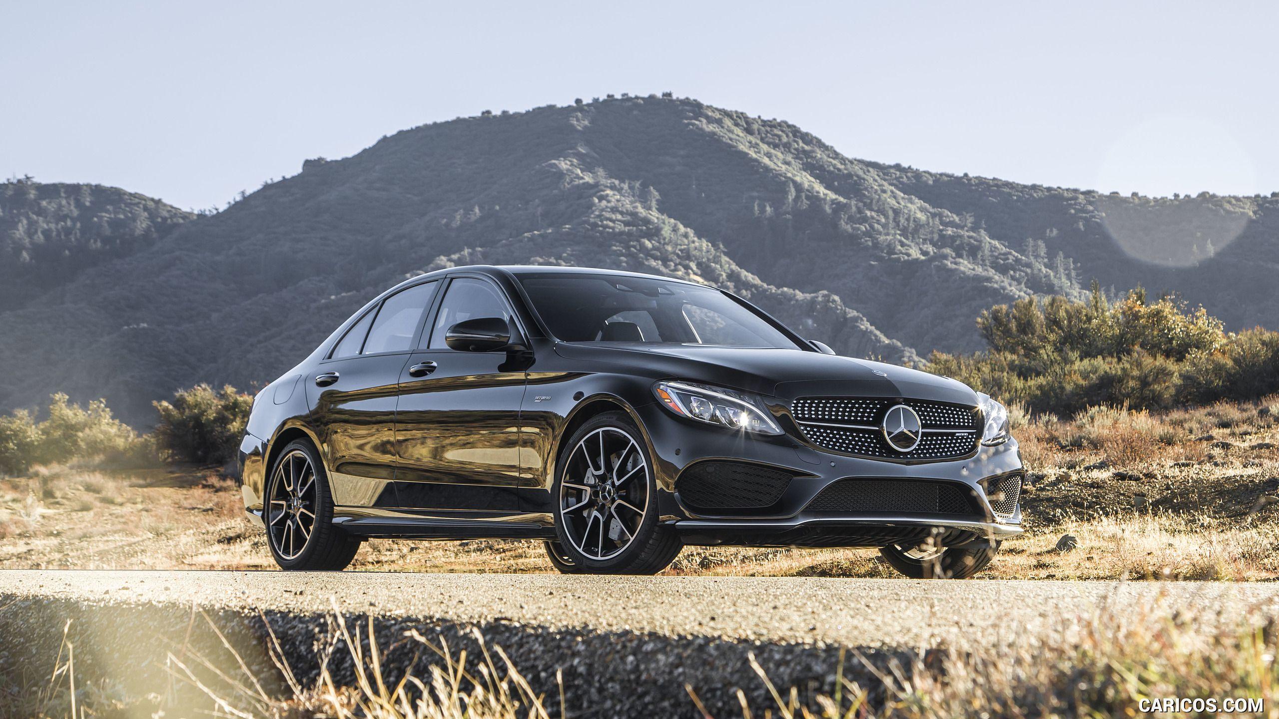 2017 Mercedes Amg C43 Sedan Us Spec Wallpaper Mercedes Amg Mercedes W124 Mercedes