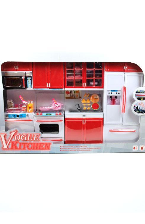 Barbie 4 Piece Vogue Modern Kitchen Set In 2018 Barbie Pinterest