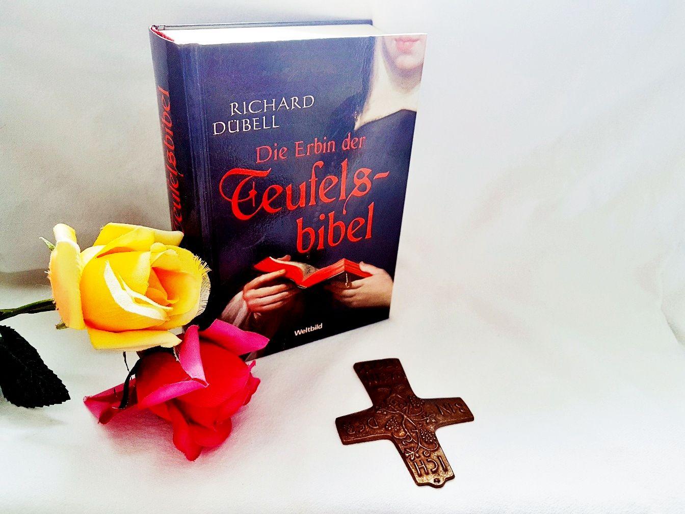 Die Erbin der Teufelsbibel von Richard Dübell