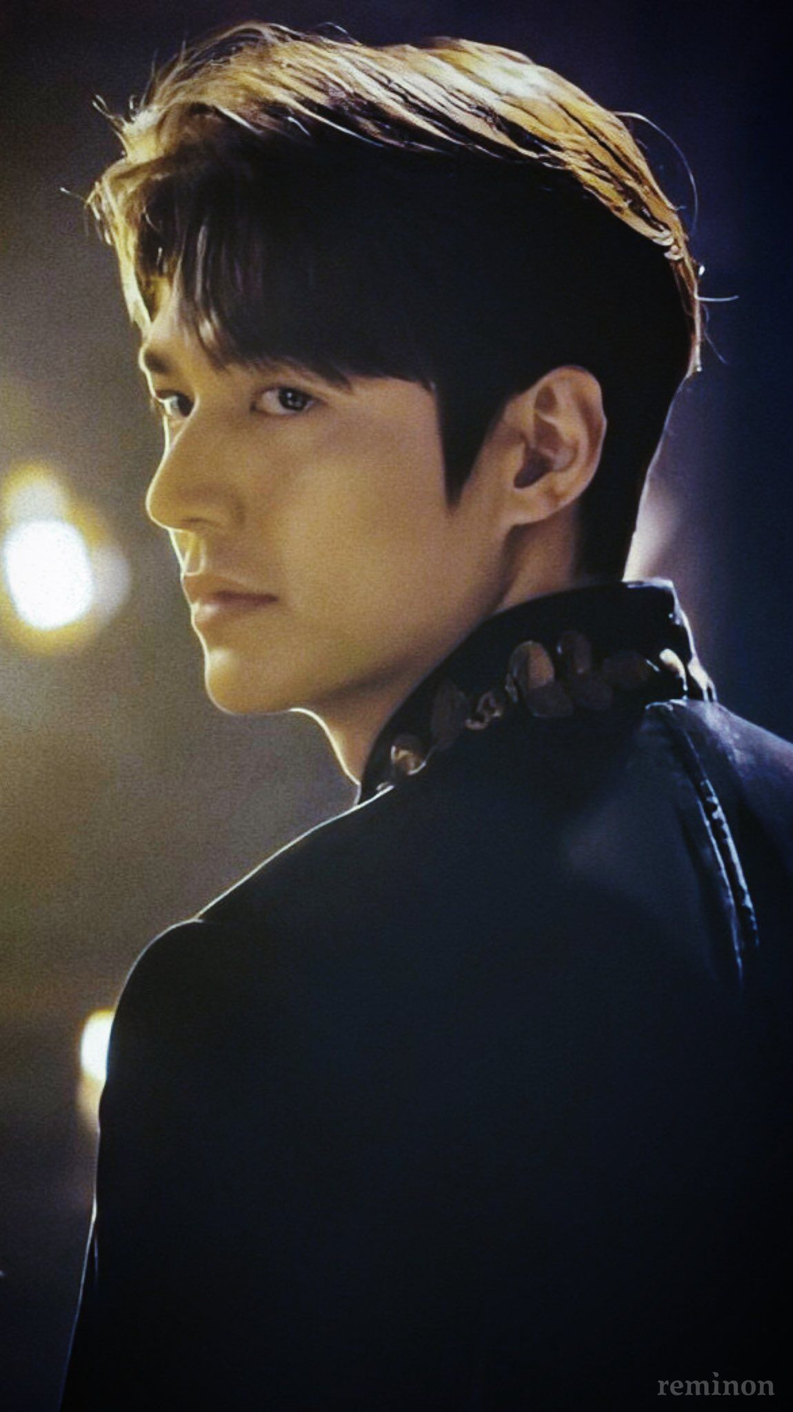Lee Min Ho, The King, 2020. | Aktor, Gambar, Animasi
