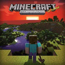 Shop By Video Game Minecraft Posters Minecraft Wall Calendar