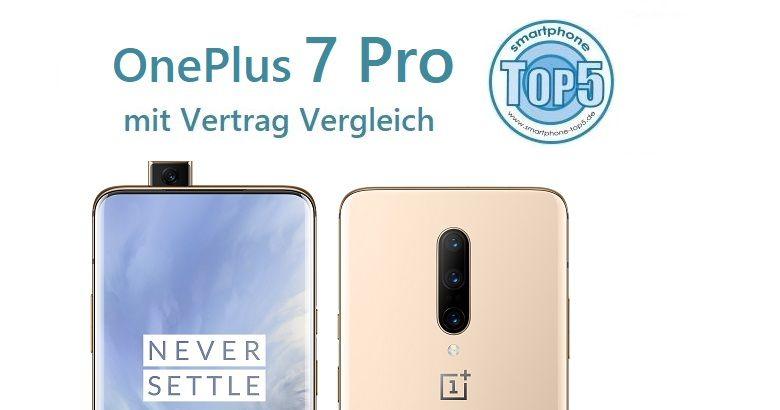 Oneplus 7 Pro Mit Vertrag Vergleich Handyvertrag Vertrag Gute Kamera