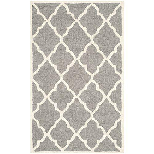 Teppichgrößen teppich carson teppichgröße 91 x 152 cm safavieh http amazon