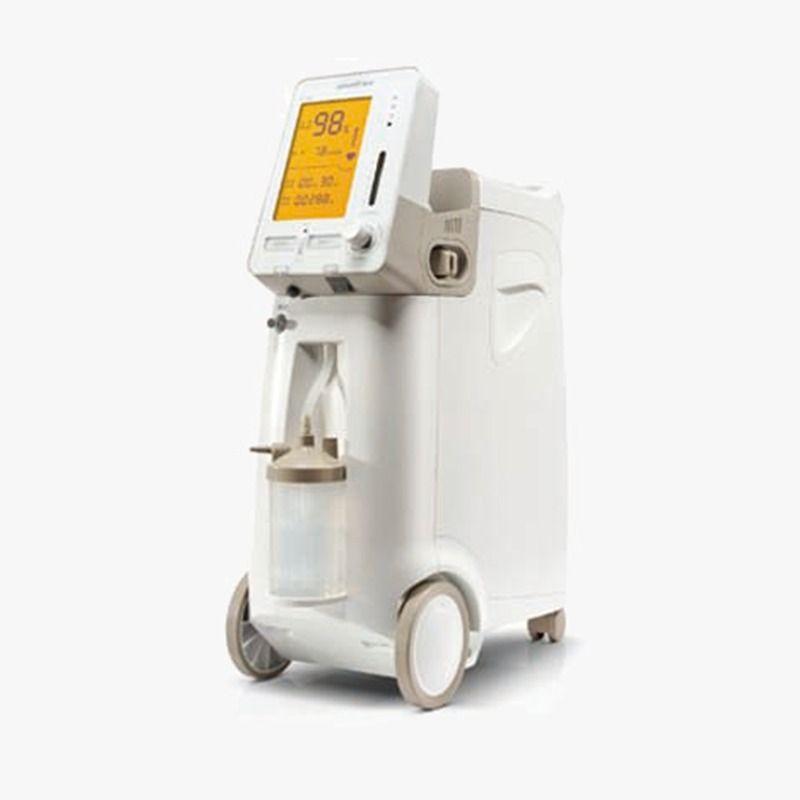 مولد الأكسجين 9f 5aw مزود بمقياس نسبة الأكسجين في الدم ونيبيولايزر 5 لتر من يو ويل Oxygen Concentrator Medical Online Work From Home