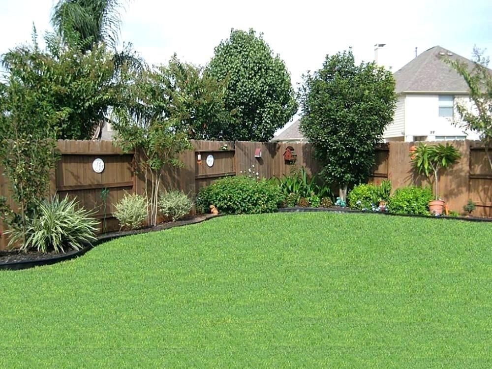 Landscaping Between Houses Best Landscape Around Trees Ideas On