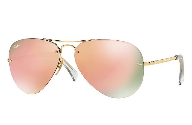 058872e41d Look who s looking at this new Ray-Ban Rb3449
