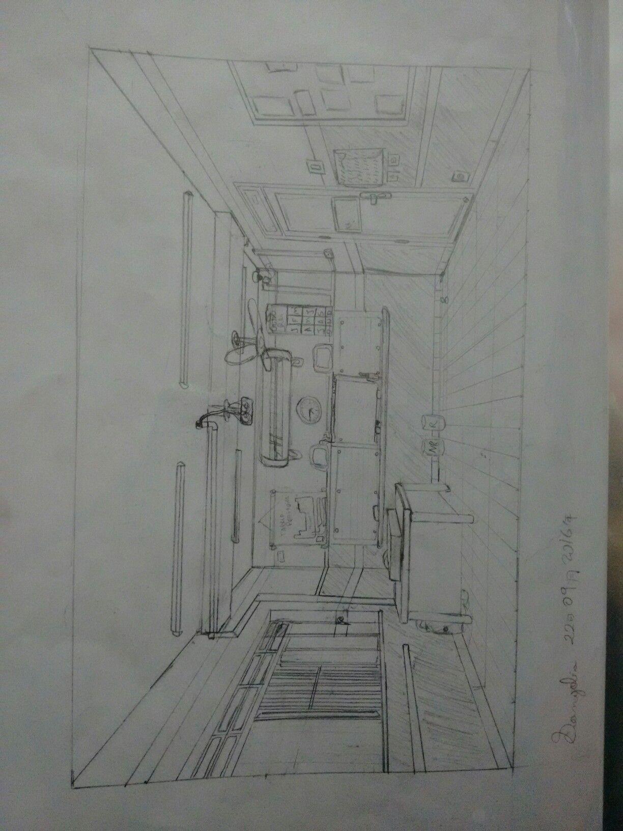 Minha sala de aula