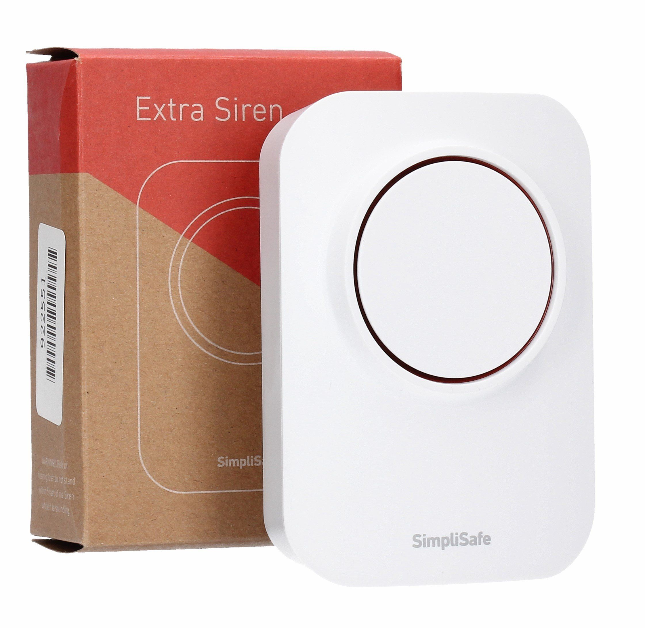 Simplisafe Extra Siren New Version 2 Generation Read More At The Image Link This Is An Affiliate Link In 2020 Simplisafe Home Security Systems Security System