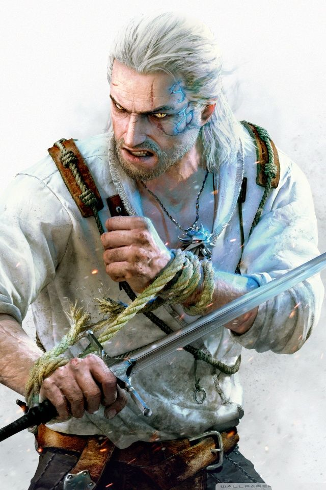 The Witcher Wild Hunt Hearts Of Stone Geralt Of Rivia Hd Desktop The Witcher The Witcher 3 The Witcher Books
