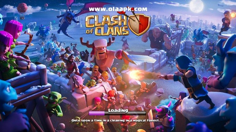 Clash Of Clans Apk Mod Townhall 13 Download For Android Clash Of Clans Clash Of Clans Hack Clan Games