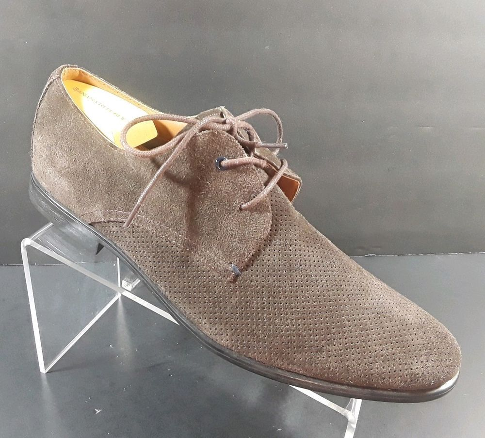 mens oxford dress shoes brown