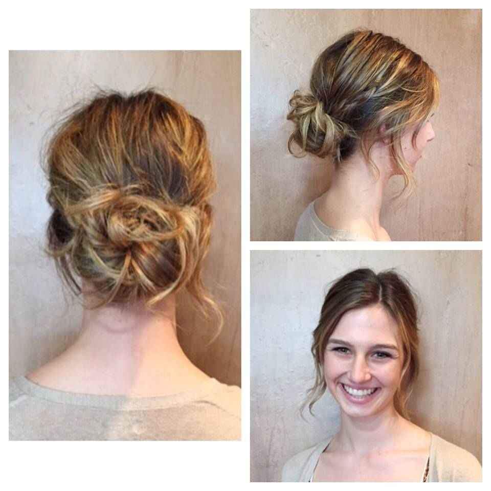No Time To Wash Your Hair Try This 5 Minute Updo 1 Make