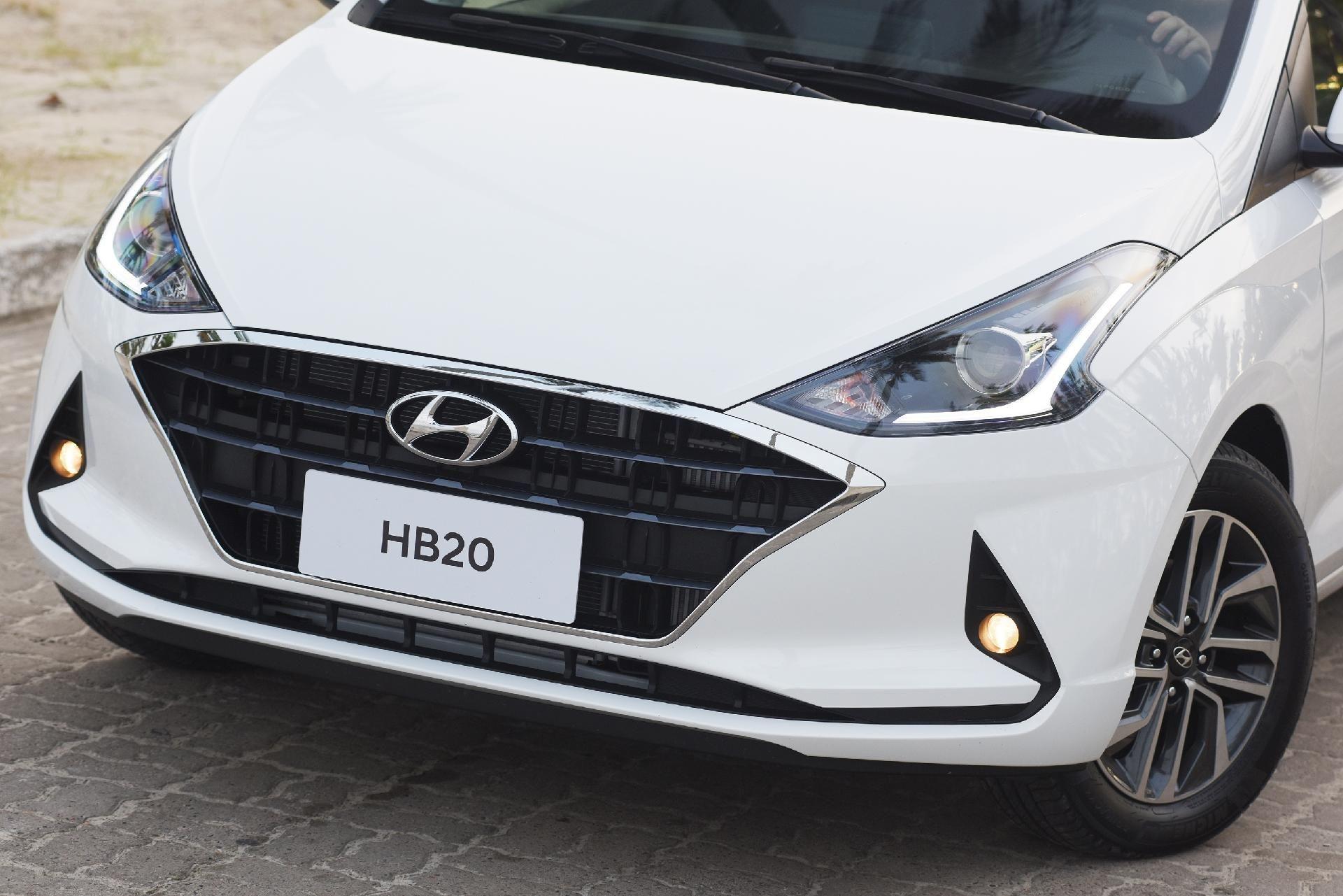 Como é o Hyundai HB20 2020 Diamond Plus Subaru forester