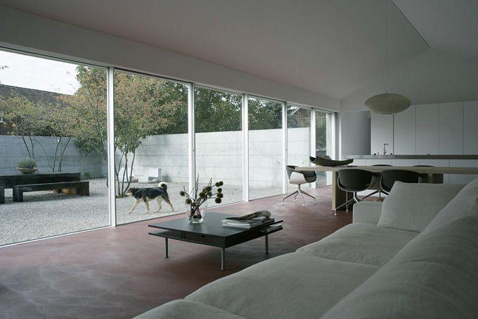 K nstleratelier in wolfikon peter kunz architektur - Wintergarten ffb ...