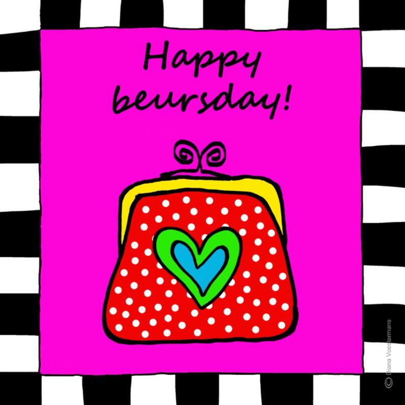 Happy beursday