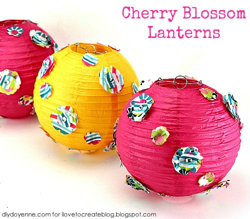 How To Decorate Chinese Lanterns Lamparas Chinas China