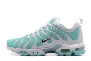 finest selection b2863 1fd80 Nike Air Max Plus TN Ultra Glacier Blue Black White 881560 400 Mens Womens  Shoes