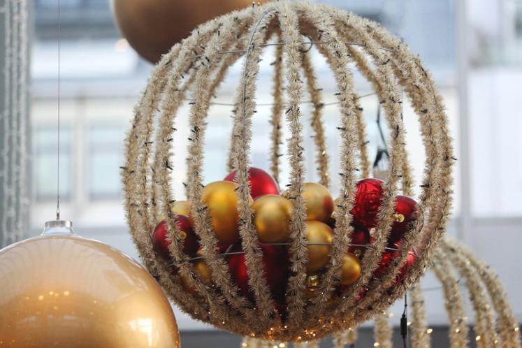 """""""Weihnachtsdeko"""" (Bild: Heinz Krubner)"""