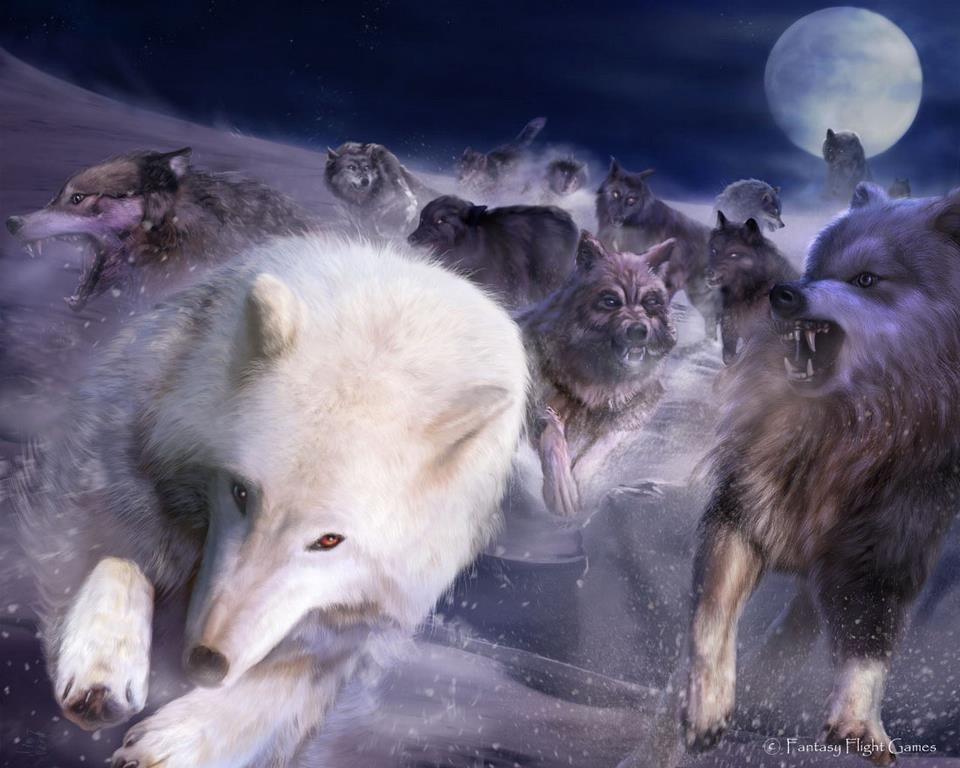 El poder del lobo