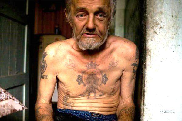Mr Criminal Tattoos