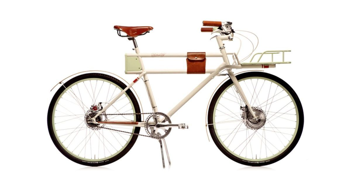 Faraday Porteur Electric Bike Review 1 Electric Bike Electric Bicycle Electric Assist Bicycle