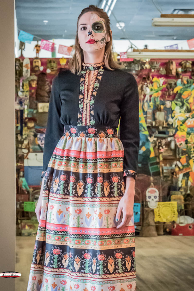 Vintage 70s Floral Print Maxi Dress 70s Maxi Dress Maxi Dress Floral Print Maxi Dress [ 1102 x 735 Pixel ]