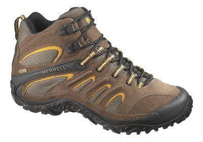 2dff3673937e Mens Merrell Chameleon 4 Ventilator Gore Tex STON Trail Hiking Boots ...
