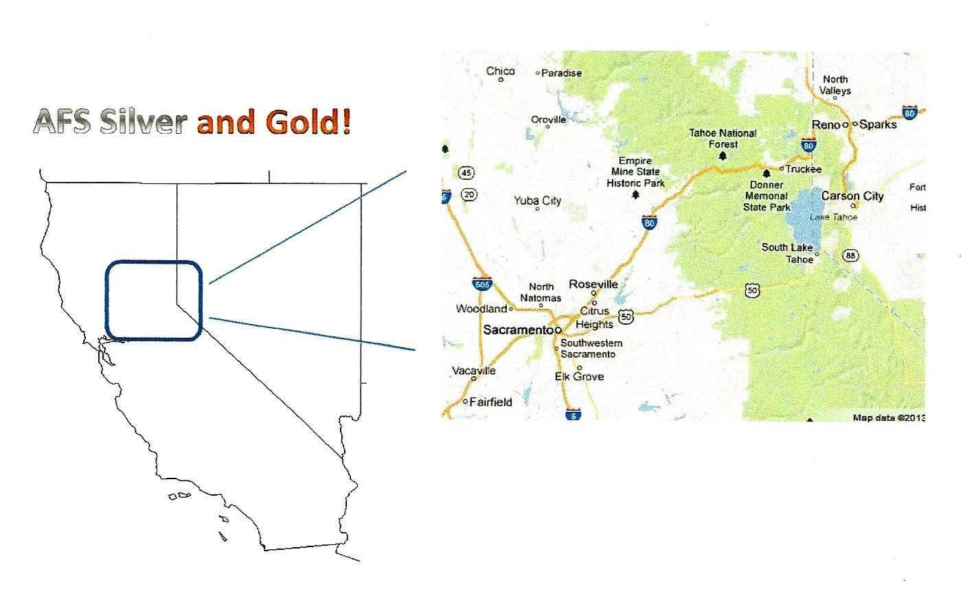 Silver And Gold The Sacramento Region Afs Chapter