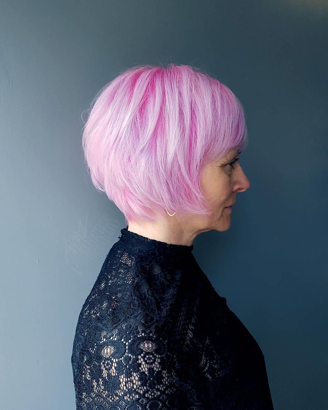 Nice enchanting haircuts for women over fashionforward cuts